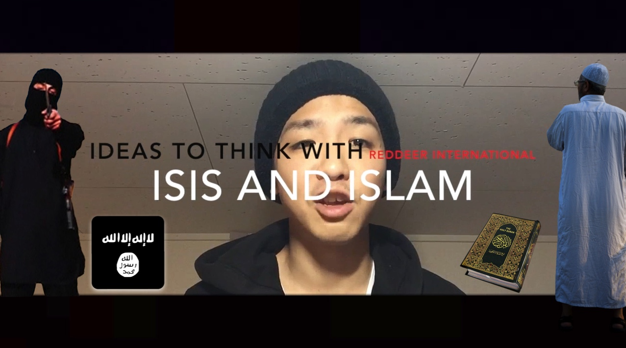 ISIS and Islam – Ideas to think with RedDeer International